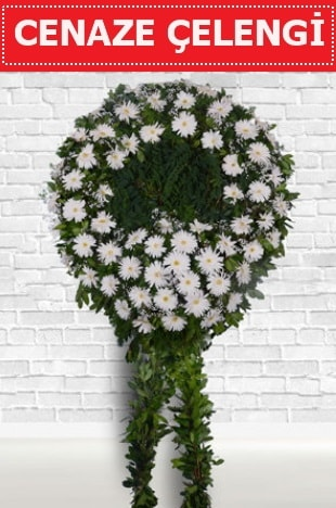 Cenaze Çelengi cenaze çiçeği  Ağrı çiçek yolla