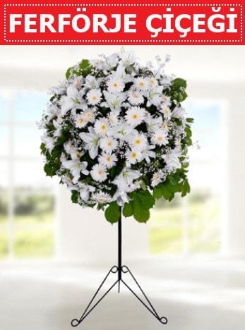 Ferförje aranjman çiçeği  Ağrı ucuz çiçek gönder