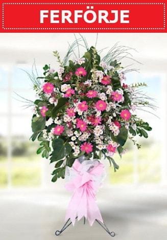 Ferförje düğün nikah açılış çiçeği  Ağrı çiçek yolla
