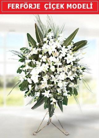 Ferförje çiçek modeli  Ağrı ucuz çiçek gönder