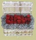 Ağrı cicekciler , cicek siparisi  Sandikta 11 adet güller - sevdiklerinize en ideal seçim